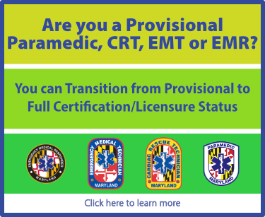 Transition from Provisional Clinician Status to Full Certification/License