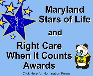 Stars of Life and Right Care When It Counts Awards